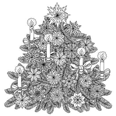 Mandala Sapin De No 235 L