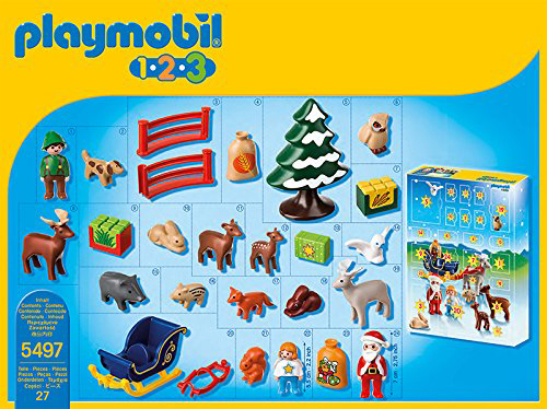 calendrier de l 39 avent playmobil no l pour b b. Black Bedroom Furniture Sets. Home Design Ideas